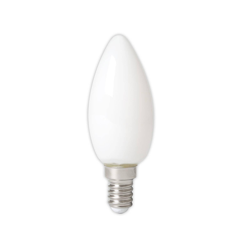 Calex LED Filament kaars 4W E14 Softone 2700K 450lm Dimbaar