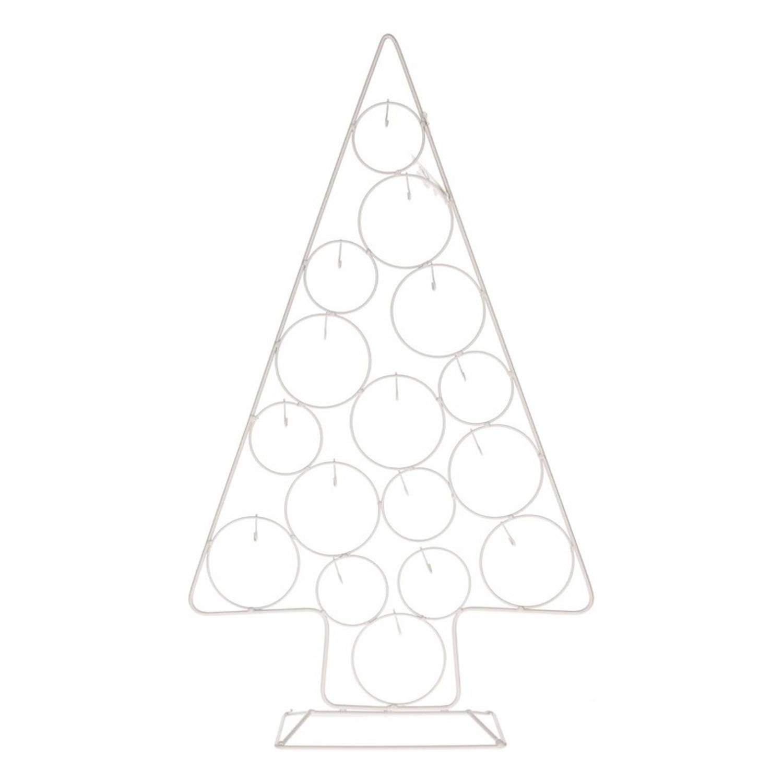 Kerstballen boom standaard 56 cm