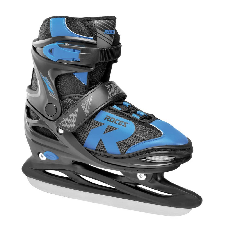 Roces ijshockeyschaatsen Jokey 2.0 jongens zwart maat 38-41