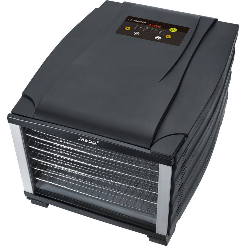 Steba - ED6 Elektronische droogautomaat met 6 lades