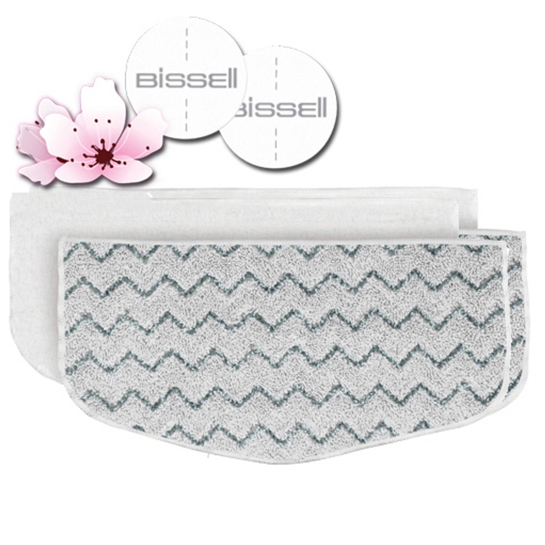 Bissell BUNDEL Mop Pads PowerFresh Scent Discs - 2113N (set van 2x6 stuks)