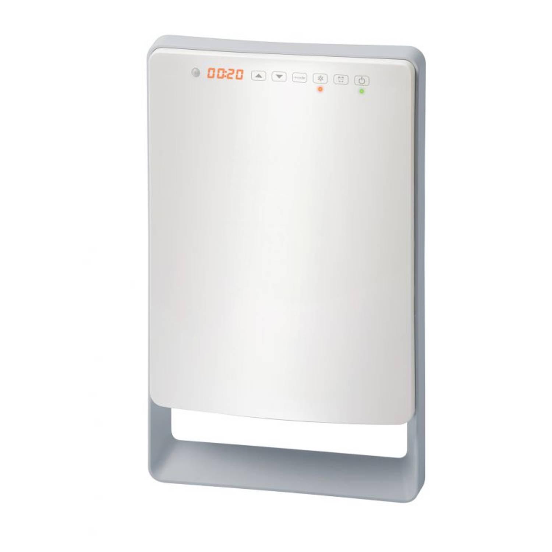 Steba BS1800 Touch badkamer ventilator kachel met handdoekhouder