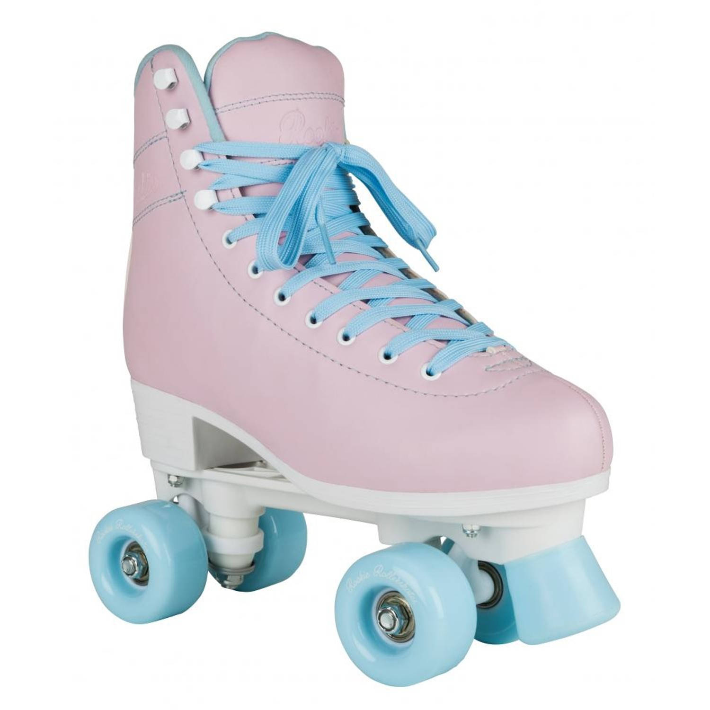 Rookie Rollerskates Bubblegum dames roze maat 38