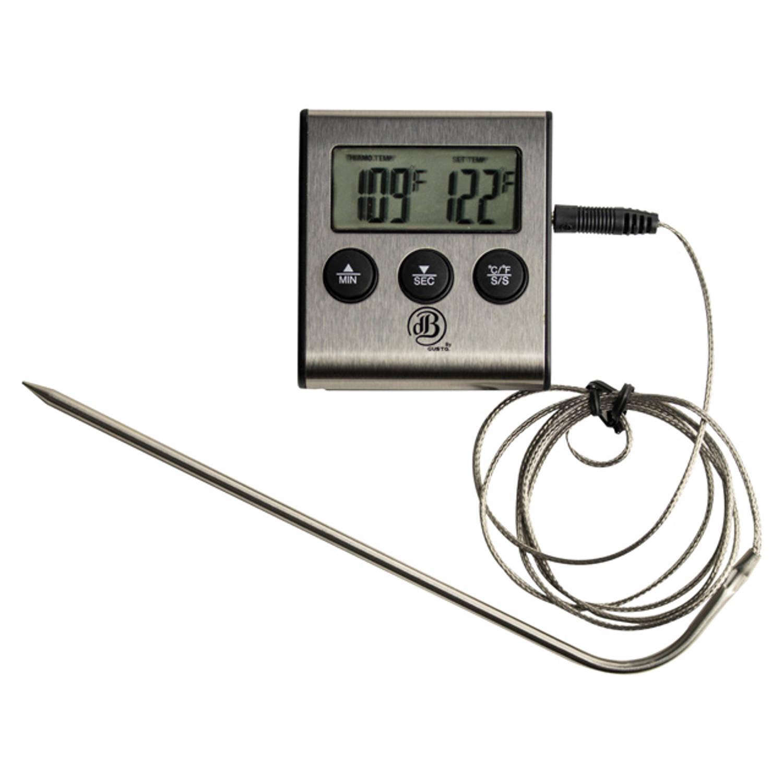 Herman den Blijker digitale vleesthermometer