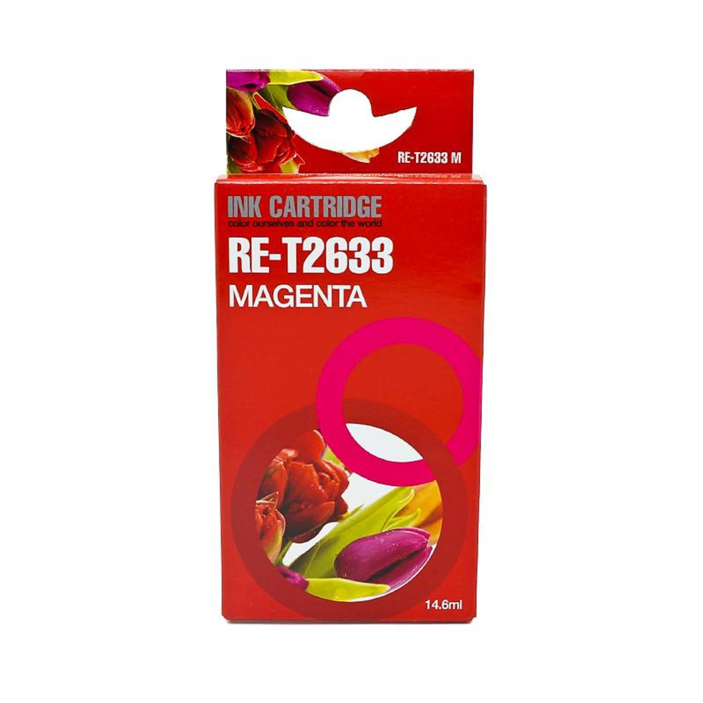 Huismerk Epson 26XL magenta Cartridge
