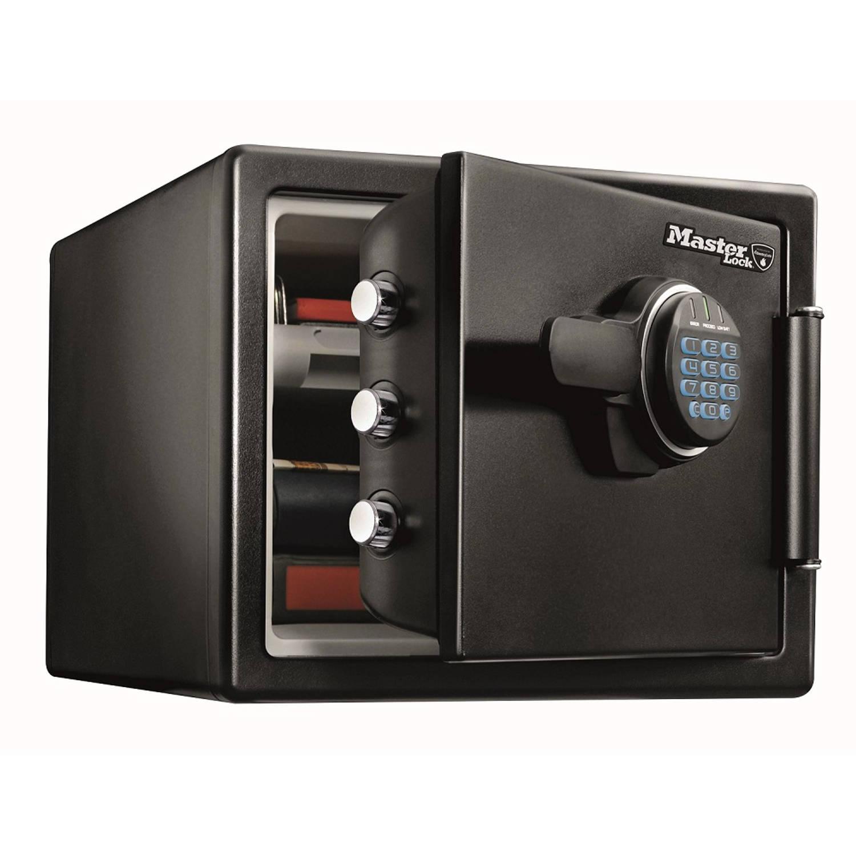 MasterLock Digitale veiligheidskluis - Brand en waterwerend - LFW082FTC