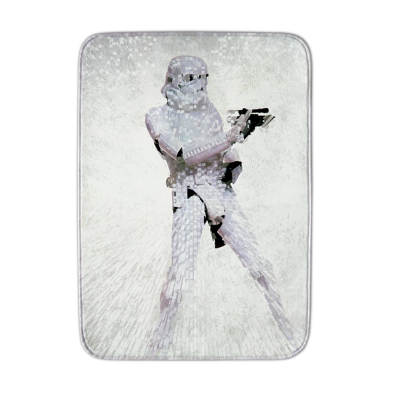 House of Kids speelkleed Star Wars 70 x 95 cm ivoorwit