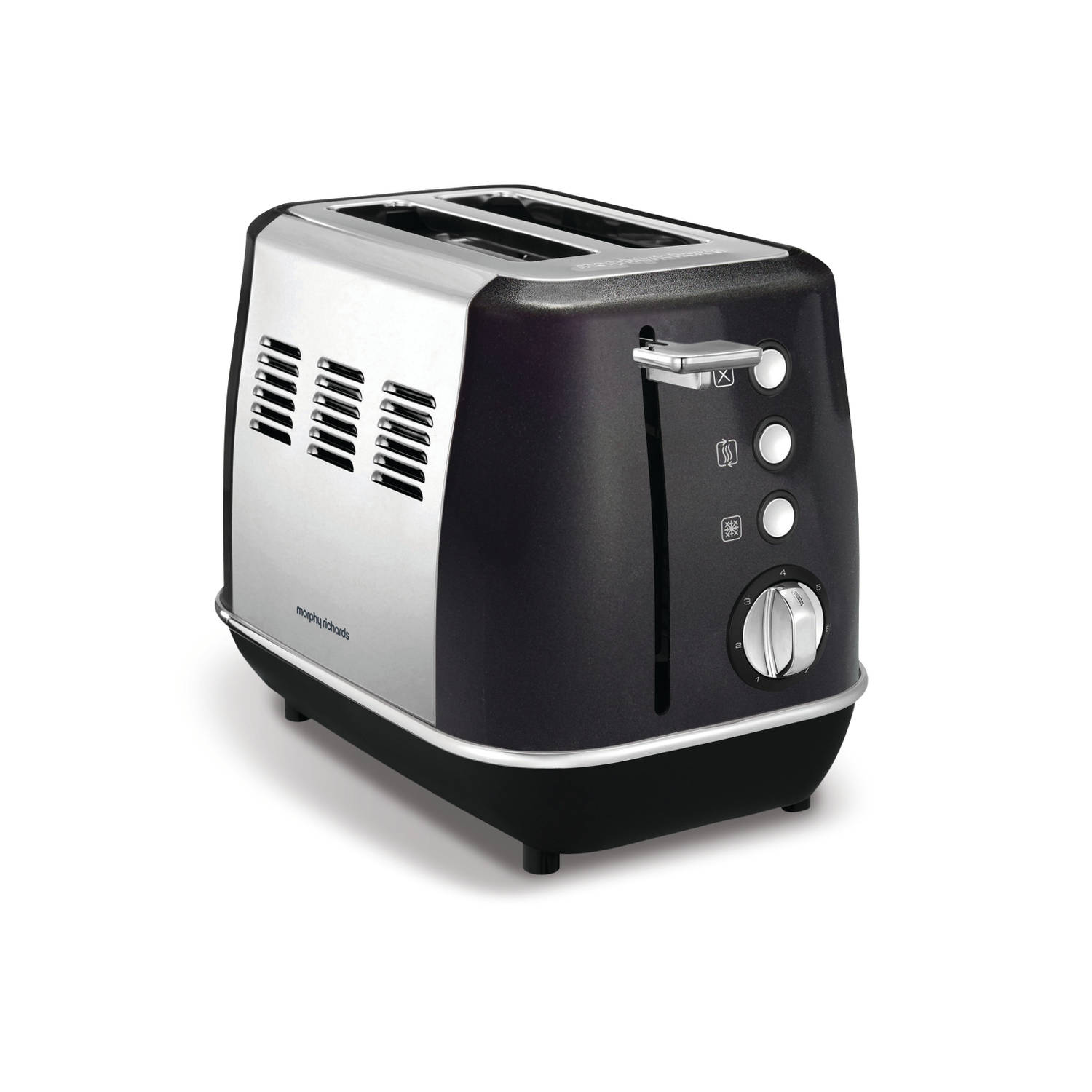 Morphy Richards broodrooster Evoke - zwart