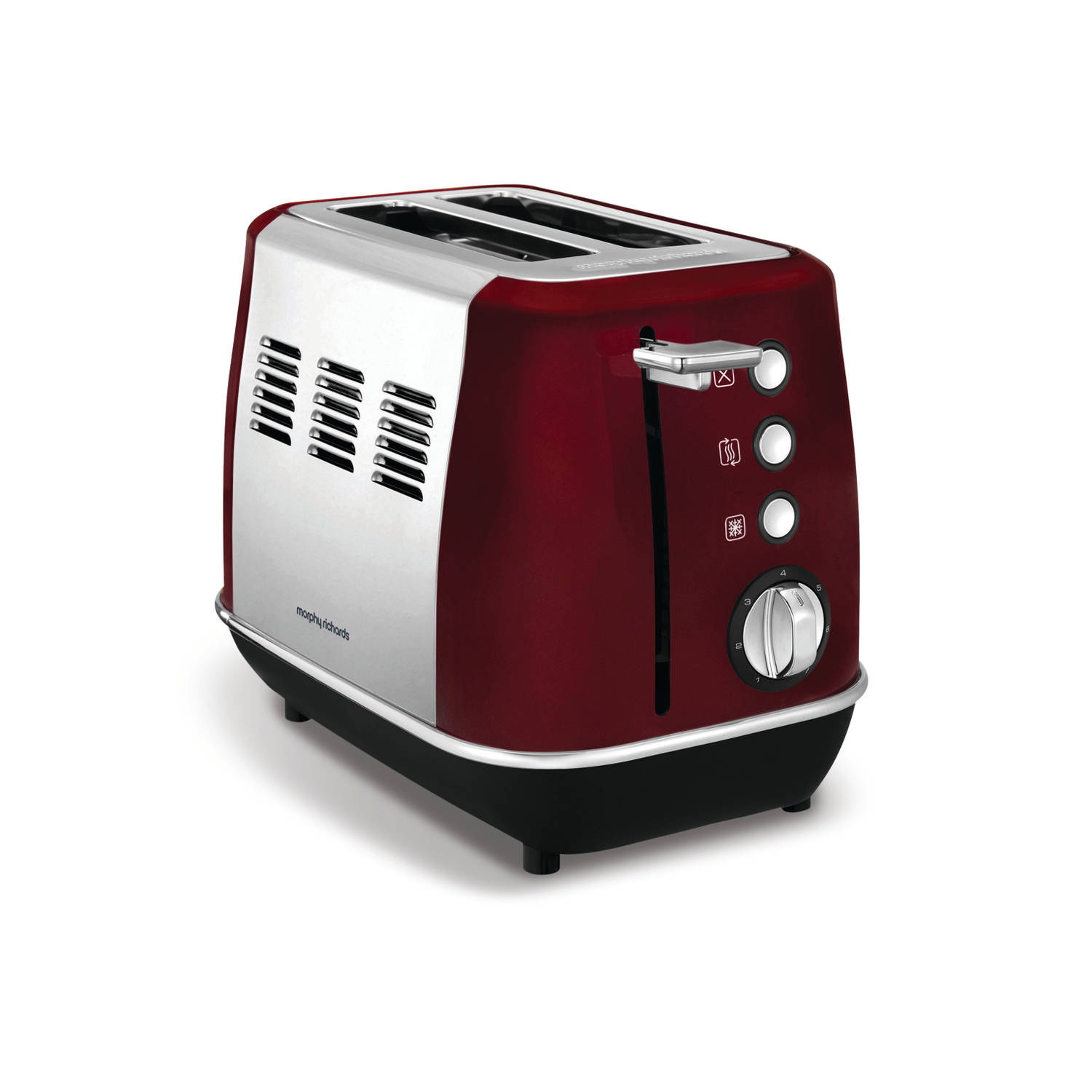 Morphy Richards broodrooster Evoke - rood