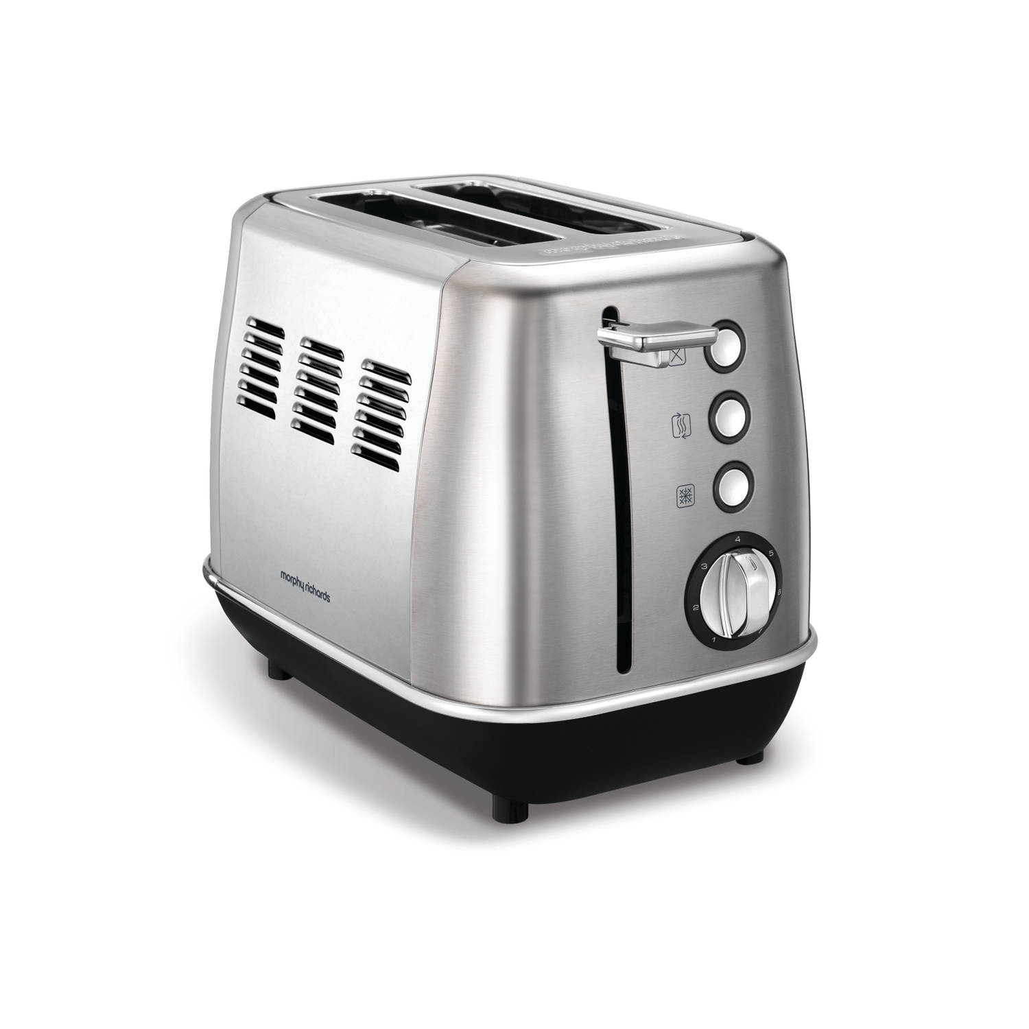 Morphy Richards broodrooster Evoke - RVS