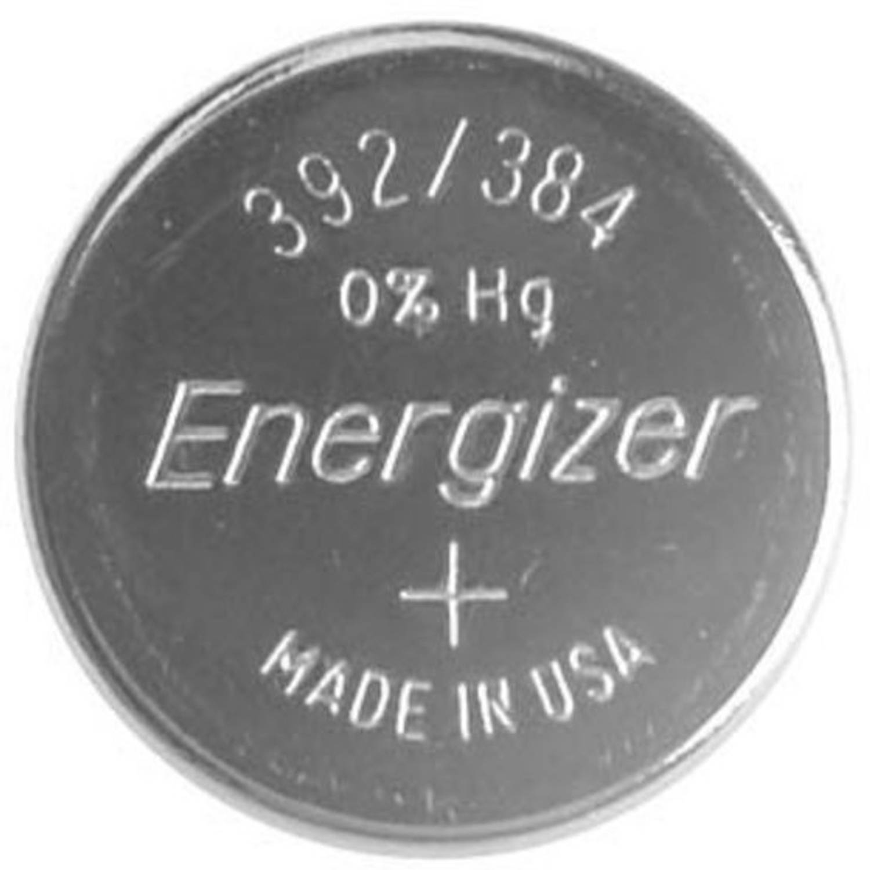 Energizer knoopcelbatterij SR736/SR41 W 1,55V per stuk