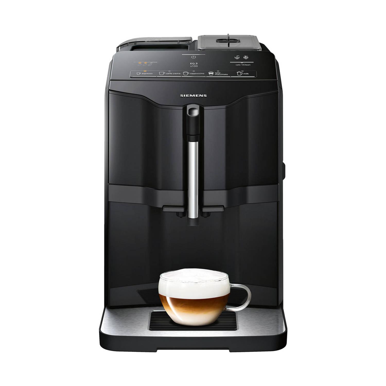 Siemens EQ.3 TI30A209RW volautomatische espressomachines - Zwart