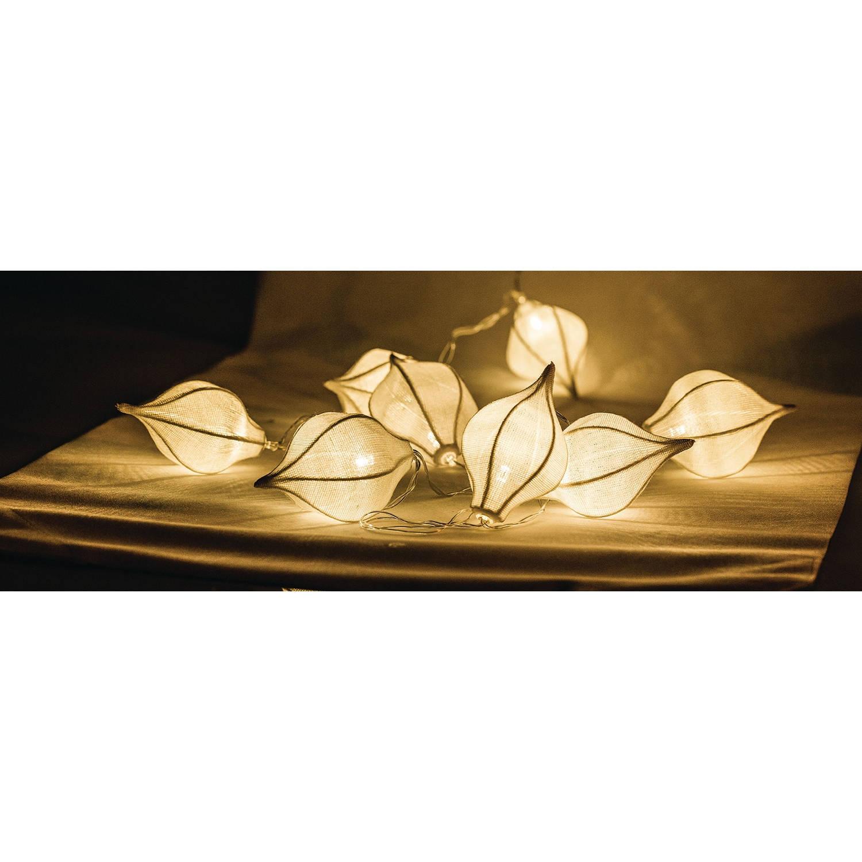 HQ Lichtslinger waterdruppel 10 LED - wit