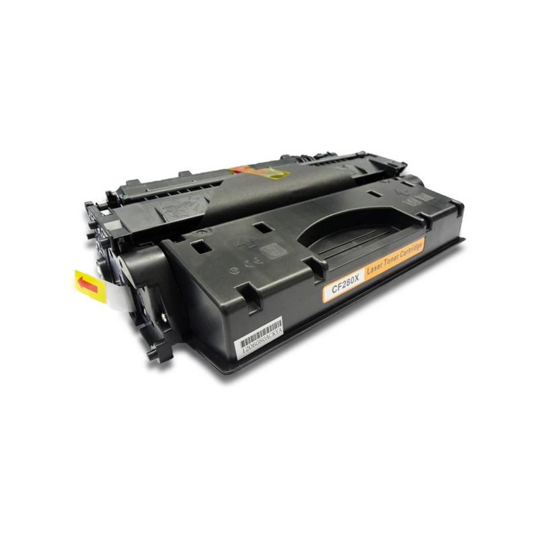 Huismerk HP 80X zwart Toner