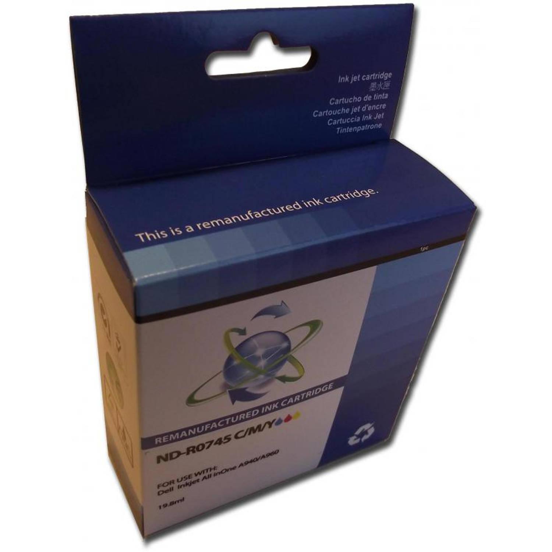 Huismerk Dell 7Y745 kleur Cartridge