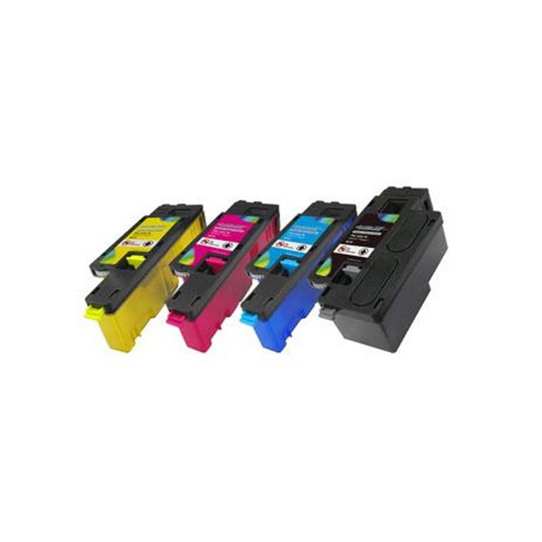 Huismerk Dell 593-11019 geel Toner