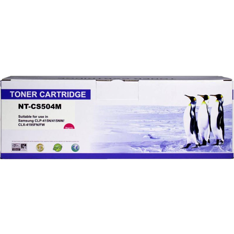 Huismerk Samsung CLT-M504S magenta Toner