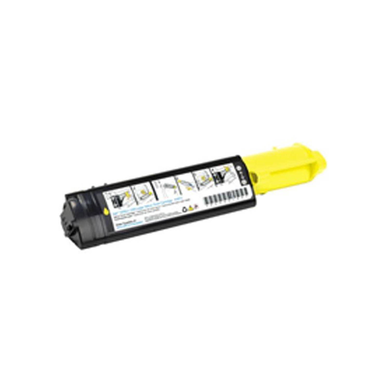 Huismerk Dell 3010Y geel Toner