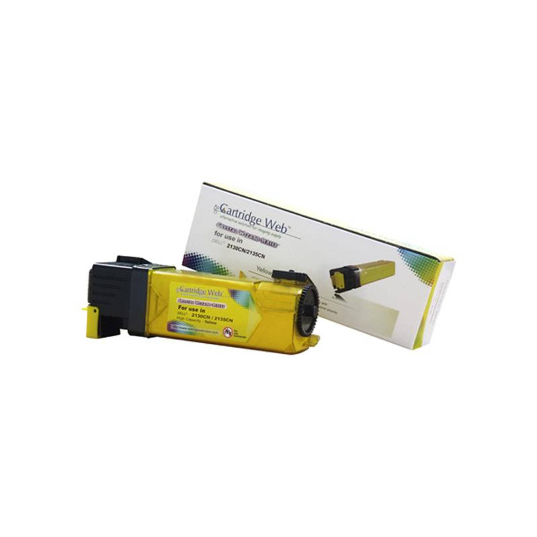 Huismerk Dell 2130c geel Toner