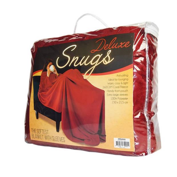 Snuggie Snug Rug Deluxe