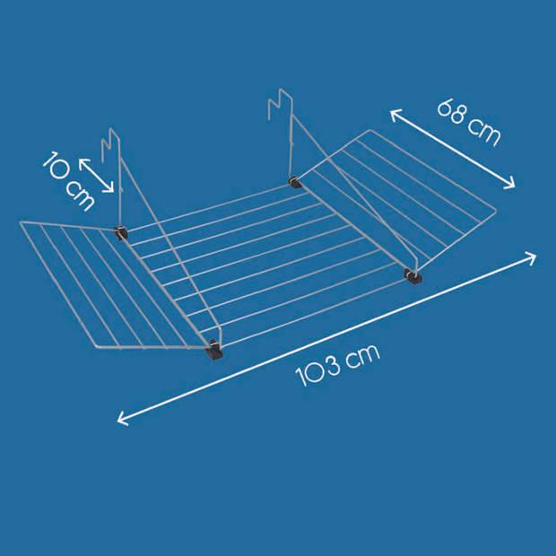 Tomado Tilburg hangdroogrek - 12 meter drooglengte