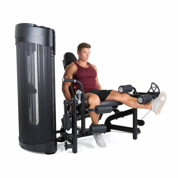 Inspire DUAL Station Seated Leg Extension + Leg Curl