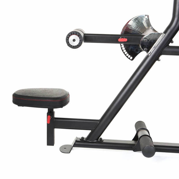 Inspire DUAL Station Lat + Low Row