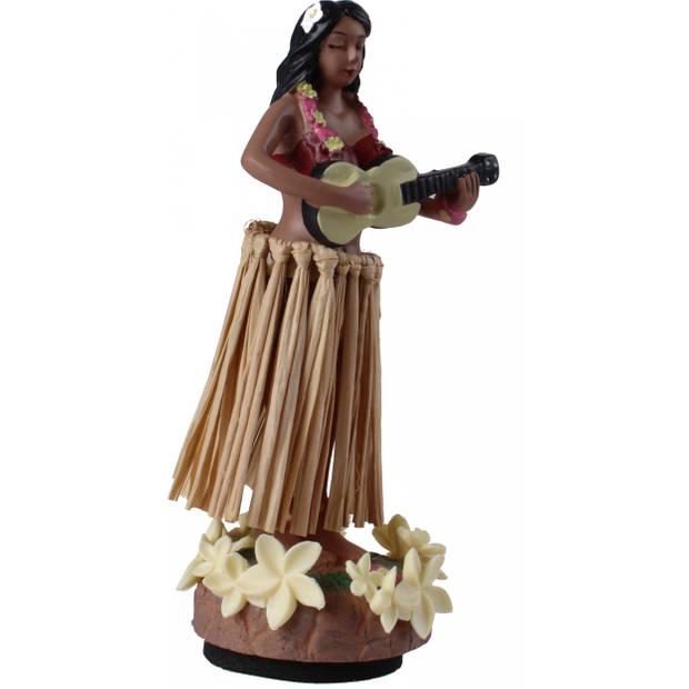 Bahama & Co Luchtverfrisser Oahu Island Splash Hula-girl