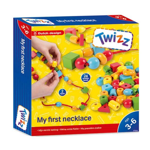 Twizz Mijn eerste ketting maken