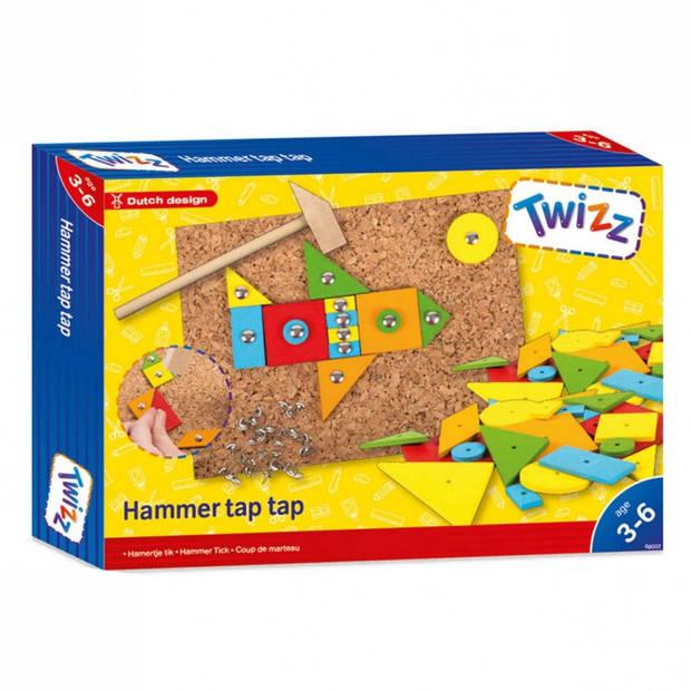 Twizz Hamertje Tik 60-delig