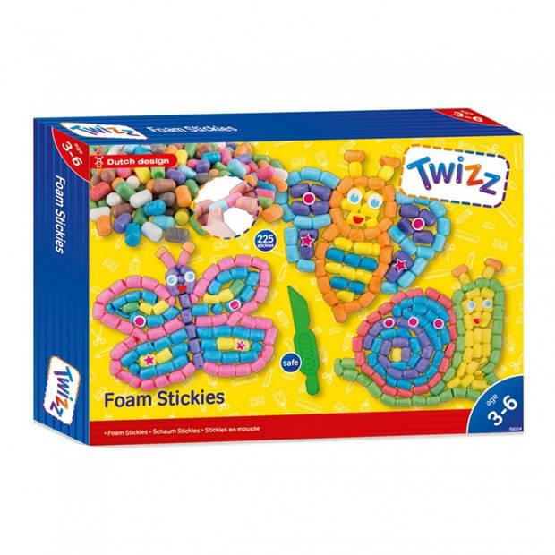 Twizz Foam Mais 225-delig