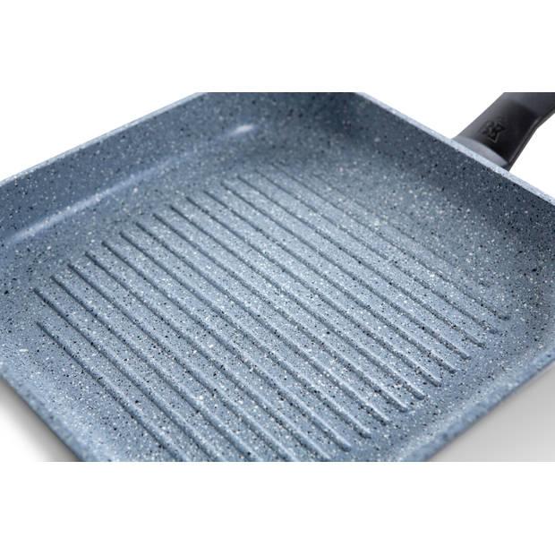 BK Blue Label Granite grillpan - 26 x 26 cm