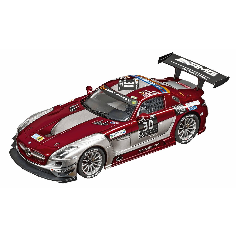 carrera digital racebaanauto mercedes benz sls amg gt3 1. Black Bedroom Furniture Sets. Home Design Ideas