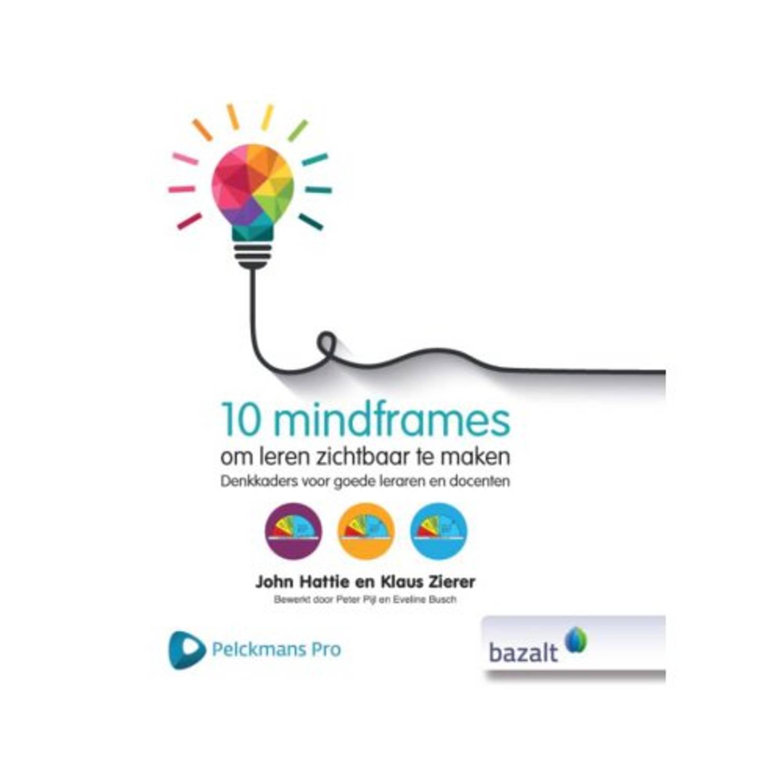 Afbeelding van 10 mindframes om leren zichtbaar te maken