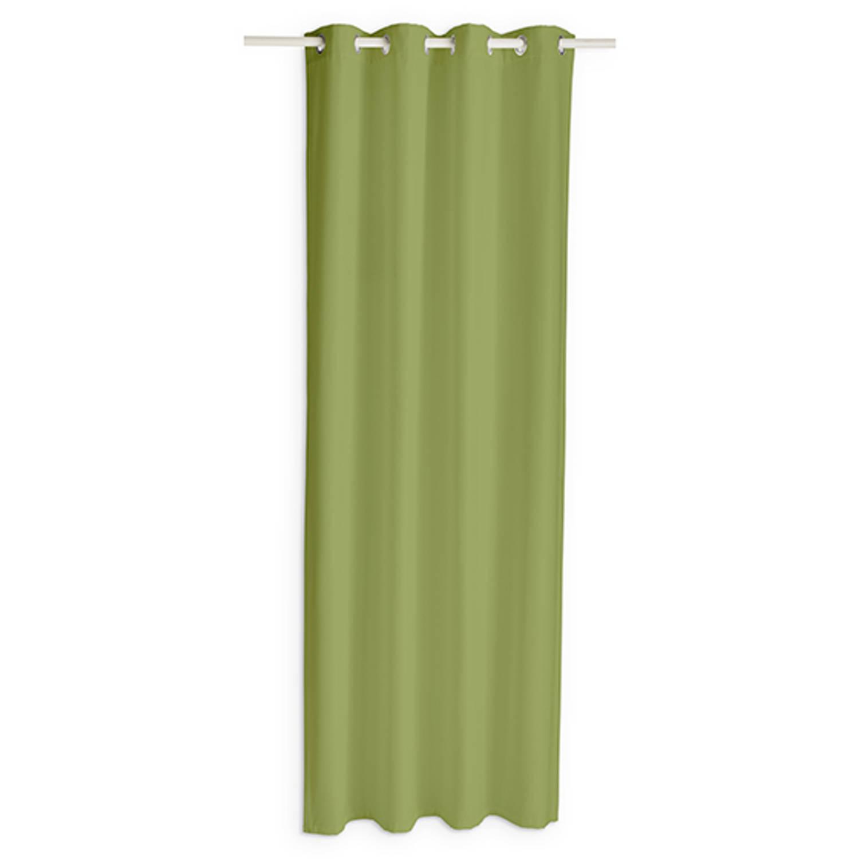 Today Kant en Klaar Gordijn Verduisterend Bamboe Groen - 140 x 260cm