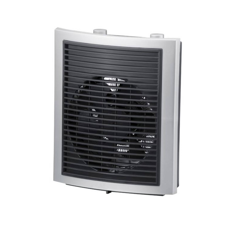 Steba Pikkolo Basic 1 ventilatorkachel spatwaterdicht, IP21 norm, 2000 Watt wandmontage
