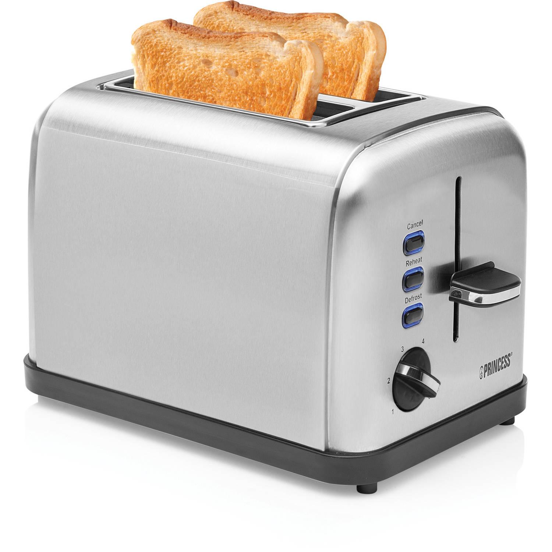 Toaster Steel Style 2