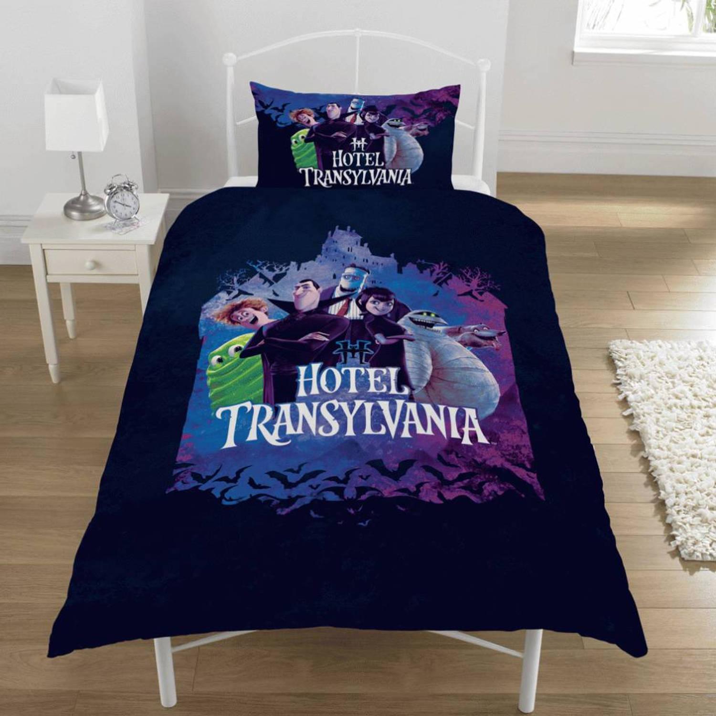 Hotel Transylvania Casts Dekbedovertrek Eenpersoons 135 x 200 cm Multi