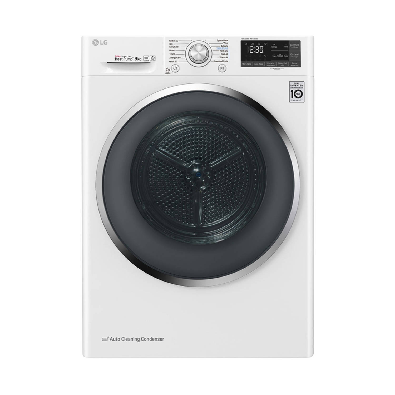 LG RC90U2AV2W warmtepompdrogers - Wit