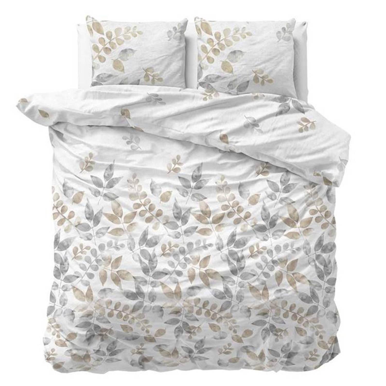 Dreamhouse Bedding Vira flanel dekbedovertrek - 1-persoons (140x200/220 cm + 1 sloop)