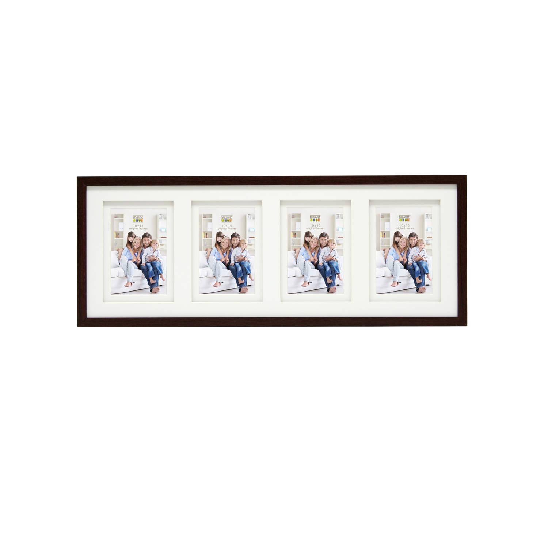 Deknudt Frames collage fotolijst - 4 foto's van 10x15 cm