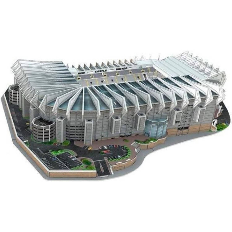 Nanostad Newcastle United 3D-puzzel St James Park 156-delig