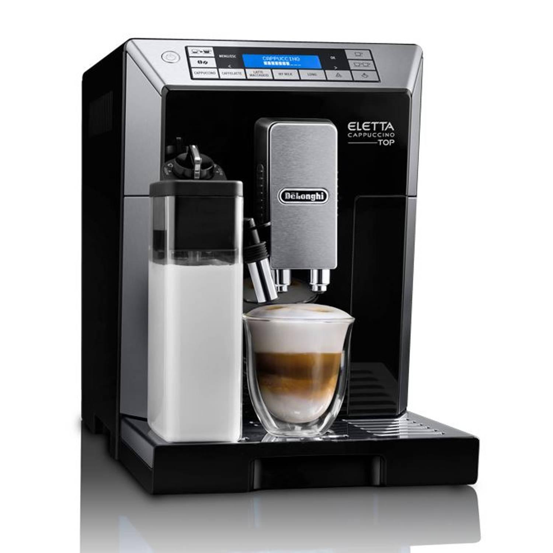 DeLonghi Eletta Cappuccino Top ECAM 45.760.B volautomaat espressomachine