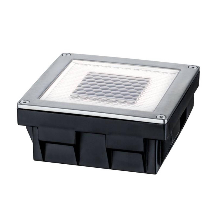 Paulmann Solar LED Grondlamp Cube - Zonne-energie - 93774