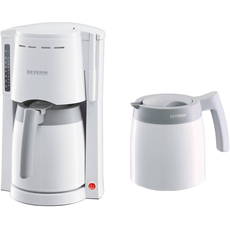 Koffiezetapparaat met 2 thermoskannen KA 9233