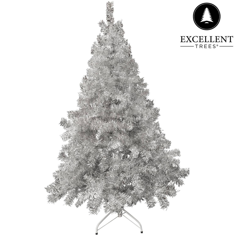 Kerstboom Excellent Trees® Stavanger Silver 210 cm - Luxe uitvoering