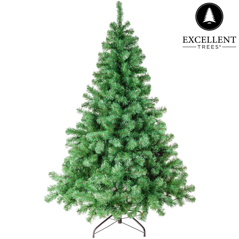Kerstboom Excellent Trees® Stavanger Green 120 cm - Luxe uitvoering