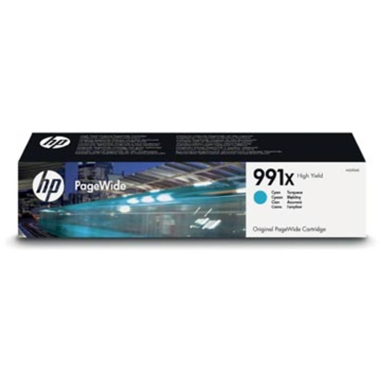 HP toner 991X cyaan, 16.000 pagina's - OEM: M0J90AE