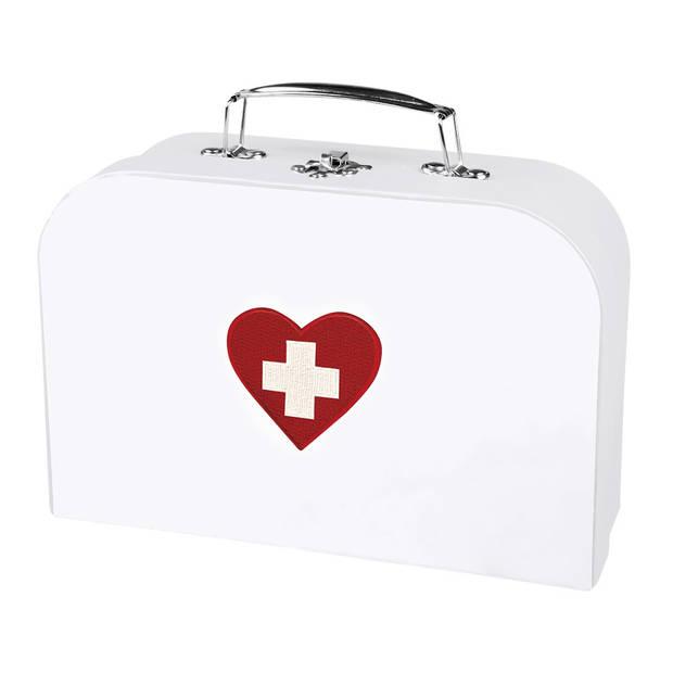Boland koffertje verpleegster 18 x 25 x 8,5 cm
