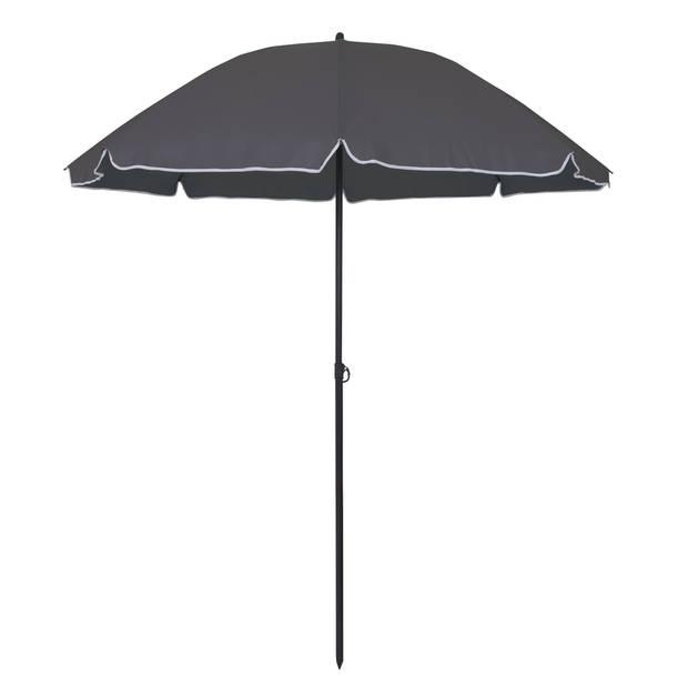Royal Patio parasol Jesi antraciet Ø200
